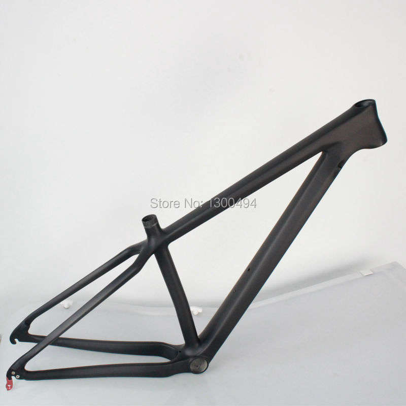 29er Mountain Bike  Frame Carbon Frame Good Quality KQ-MB508 Size 40cm 3K Matte Finish
