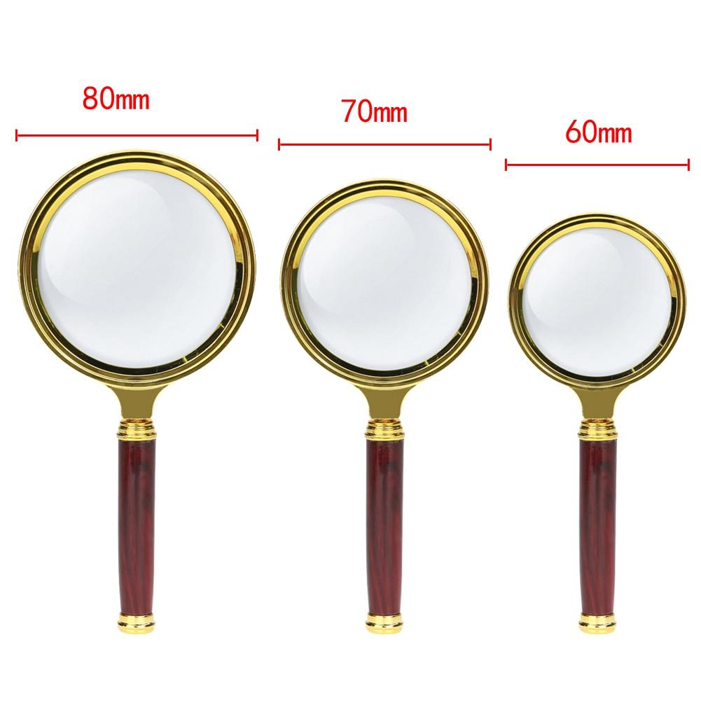Bulary Mini Makeup LED Mirror 3X Magnify Handheld Folding Travel Small Portable Makeup Mirror USB Charging