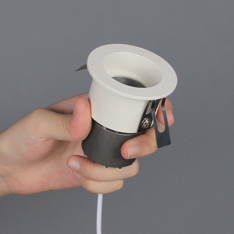Aisilan Zoom мини Точечный светильник Focos светодиодный встраиваемый светодиодный светильник Встроенный Светодиодный точечный светильник