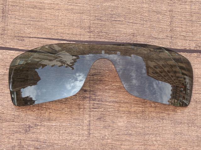 Transição Photochromic Polarizada Espelho Lentes de Substituição Para O Batwolf Óculos De Sol Quadro 100% UVA & Uvb
