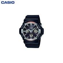 Наручные часы Casio GAW-100-1A мужские кварцевые на пластиковом ремешке