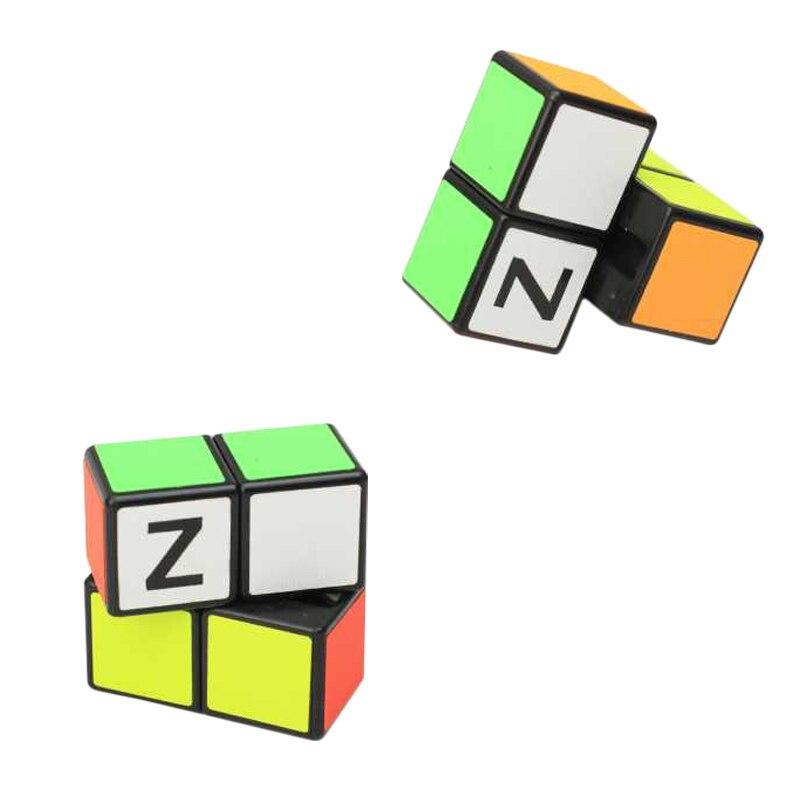 ZCUBE უახლესი MINI 1x2x2 Magic Cube - ფაზლები - ფოტო 5