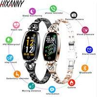Smart Bracelet Women Activity Fitness Tracker Heart Rate Monitor Blood Pressure IP67 Waterproof Smart Wristband cicret bracelet