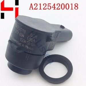 Image 2 - (4 pcs) 팩 pdc 주차 거리 제어 센서 c300 e500 s400 slk250 ml350 ml550 ml63 amg 2125420018 a2125420018