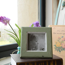ZAKKA Retro photo frame trumpet photo frame home decor Home Furnishing ornaments