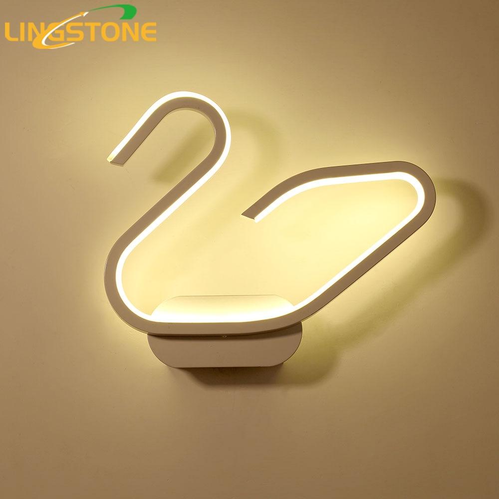 Modern Wall Lamp Mirror Light Led Wall Light Wandlamp Bathroom Sconce Home Lighting Fixture Bedroom Living Room Stair Restaurant