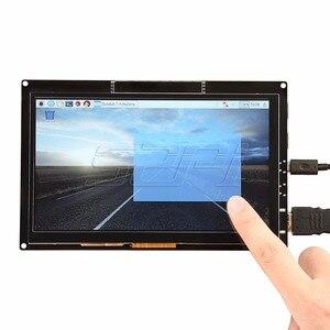 Image 4 - 52Pi Free Driver 7 inch 1024*600 TFT Capacitive Touch Display Screen for Raspberry Pi 4 B All Platform/Windows/Beaglebone Black