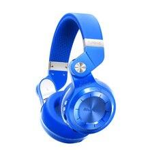 Bluedio T2 + plegable de moda en la oreja los auriculares bluetooth BT 4.1 soporte de radio FM y funciones de Música tarjeta SD y las llamadas de teléfono