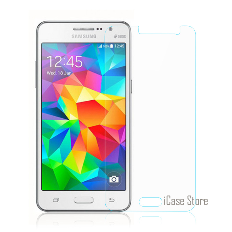 2.5D 9H Screen Protector Tempered Glass For Samsung Galaxy Grand Prime G530 G530H G530F G531H G531H Toughened Film