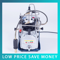 40L/min High Pressure Inflatable Machine 1.8KW Water Cooled Auto Air Pump