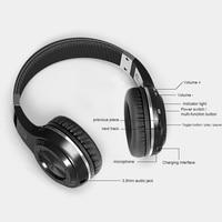 Newly Bluedio Bluetooth 4.1 Wireless Headset Hurricane HT Stereo Headphone for Phones DC128