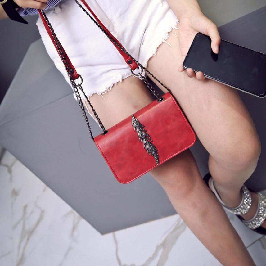 Molave Shoulder Bag new high quality Leather Girl Mini Small Feather Metal Chain Handbag Messenger shoulder bag women MAR1 yuanyu 2018 new hot free shipping true python leather women single shoulder small real snake leather small sweet women chain bag