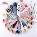 2019 Kawaii Cute Girl Socks Japanese Winter Autumn Funny Socks Cotton Ankle Anmial Zoo Pig Bear Cartoon Ears socks for Women