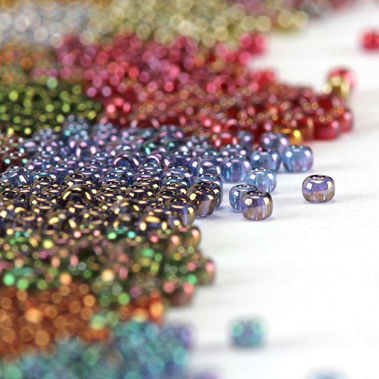 how to bead with seed beads