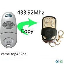 copy came top432na remote control 433.92Mhz