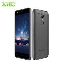 HOMTOM HT37 Fingerprint ID Smartphone 5.0″ HD 1280*720 MTK6580 Quad Core 1.3GHz Android 6.0 2GB+16GB 8MP 3000mAh 3G Mobile Phone