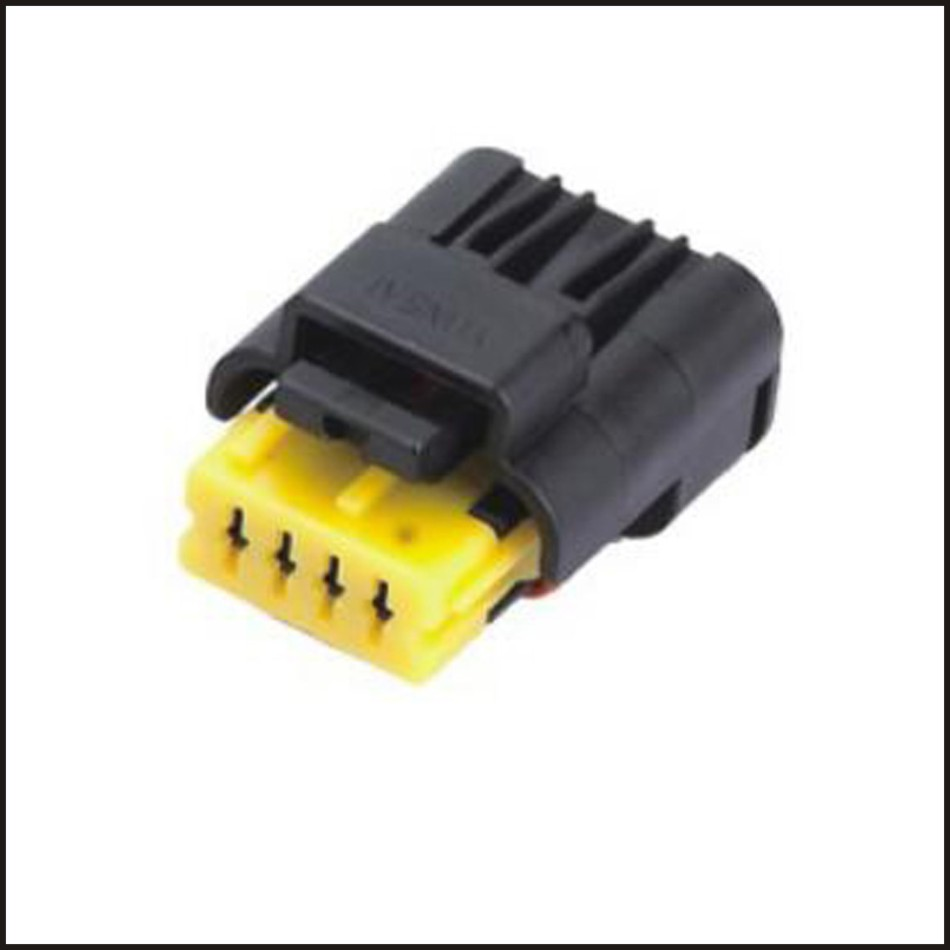 hight resolution of male connector terminal plug connectors jacket auto plug socket female connector 4 pin connector fuse box pa66 211pc042s4021