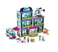 Mylb Amis Fille Série 932 pcs Blocs de Construction jouets Heartlake Hospitalier des enfants Briques jouet fille cadeaux Compatible Legoe