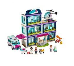 mylb Friends Girl Series 932pcs Building Blocks toys Heartlake Hospital kids Bricks toy girl gifts Compatible Legoe