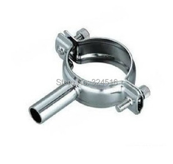 201 stainless steel pipe bracket/Sanitary pipe cl& support/Pipe supports/Tube clip  sc 1 st  AliExpress.com & 201 stainless steel pipe bracket/Sanitary pipe clamp support/Pipe ...
