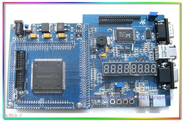 EP3C25 V5 FPGA Development Board EP 3C25Q240C8 FPGA Development Board