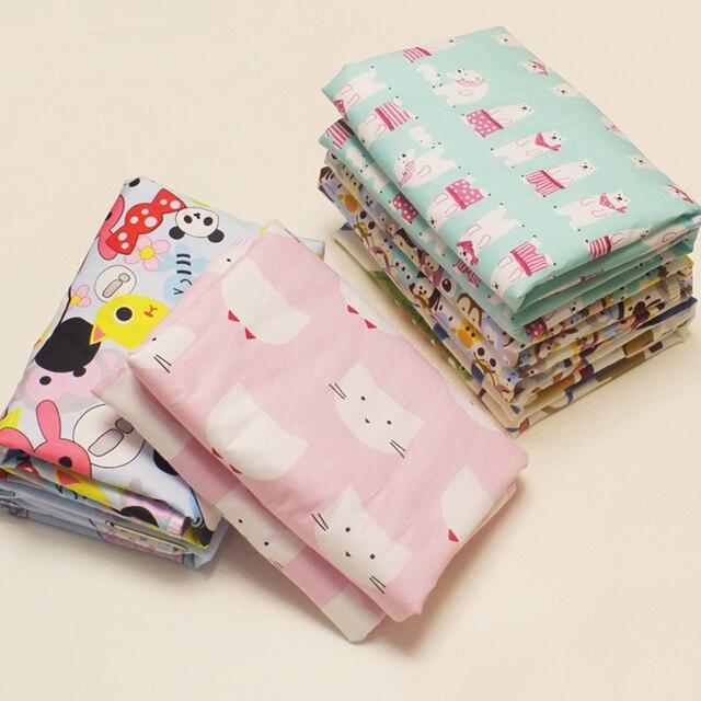 30*45cm Baby Reusable Mattress Waterproof Diapering Changing Pads Cotton Washable Newborn Mattress Baby Changing Mat | Happy Baby Mama