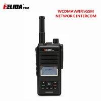 U TALKIE wifi Walkie Talkie 2G /3G with SIM Card WCDMA/ GSM Network Handy android CD860 Radio 100 mile walkie talkie