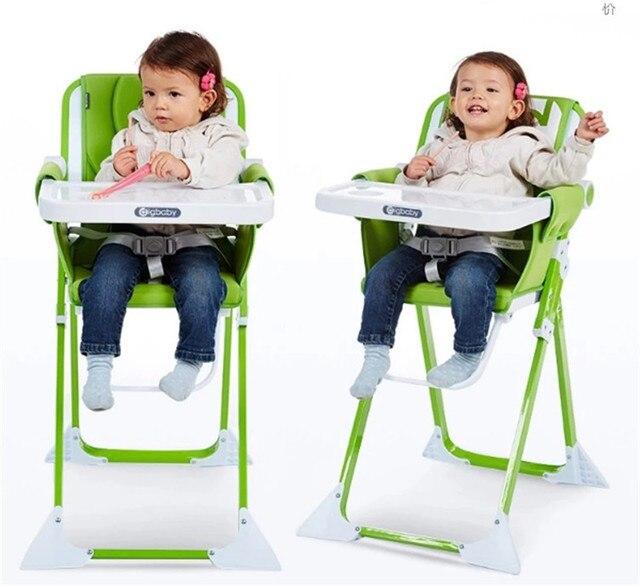 0 4 años del bebé ajustable plegable multifuncional sillas para ...