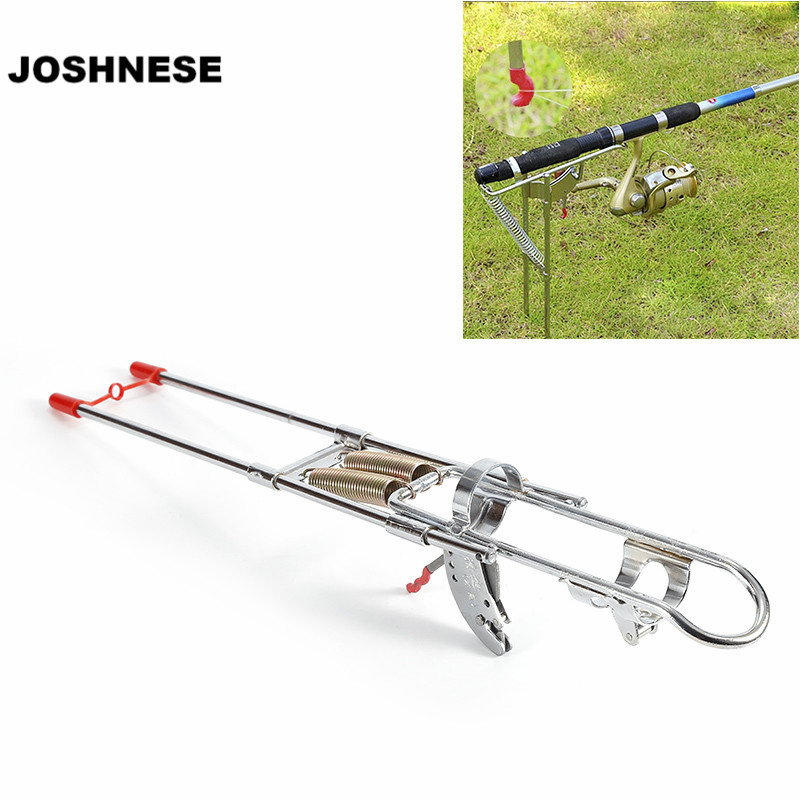 Buy automatic adjustable stainless steel for Automatic fishing pole
