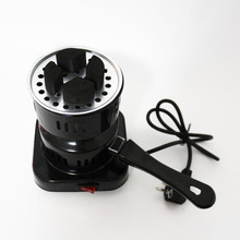 double-deck Charcoal Electric Stove Hot Plate Coal Burner Charcoal Heater for Shisha Hookah Narguile Water 220V Voltage