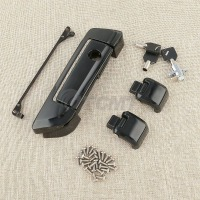 Tour Pak Pack Trunk Latch For Harley Touring Road King Street Road Glide 14 18