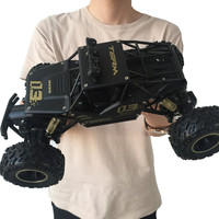 1/16 RC Car 4WD 2.4GHz Radio Control High Speed Off-Road Monster Truck Toys Buggy Vehicle Kids Christmas Children Suprise Gift 1