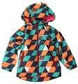 Envío gratuito los niños / niñas de primavera / otoño impermeable / a prueba de viento de la chaqueta ( MOQ : 1 unid )