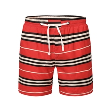 2019 Top Quick Drying Board Shorts Trunks Mens Beach short Bermuda MasculinaDe Marca