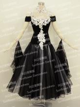 New Competition Slik organza ballroom Standard dance dress,juvenile dance clothing,stage ballroom dress,Women,girl,mondern dress