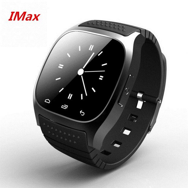 M26 Montre Smart Watch Pour Le Sport Parfait Compatible Avec Android Système Bluetooth 3.0 Tous Les Connectable Avec BT3.0/Plus quotidienne imperméable à l'eau
