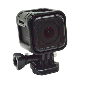 Image 2 - SnowHu for Gopro Accessories Camera Low Profile Frame Housing Cover Support Mount Holder for GoPro Hero 5 S / 4 Session GP259