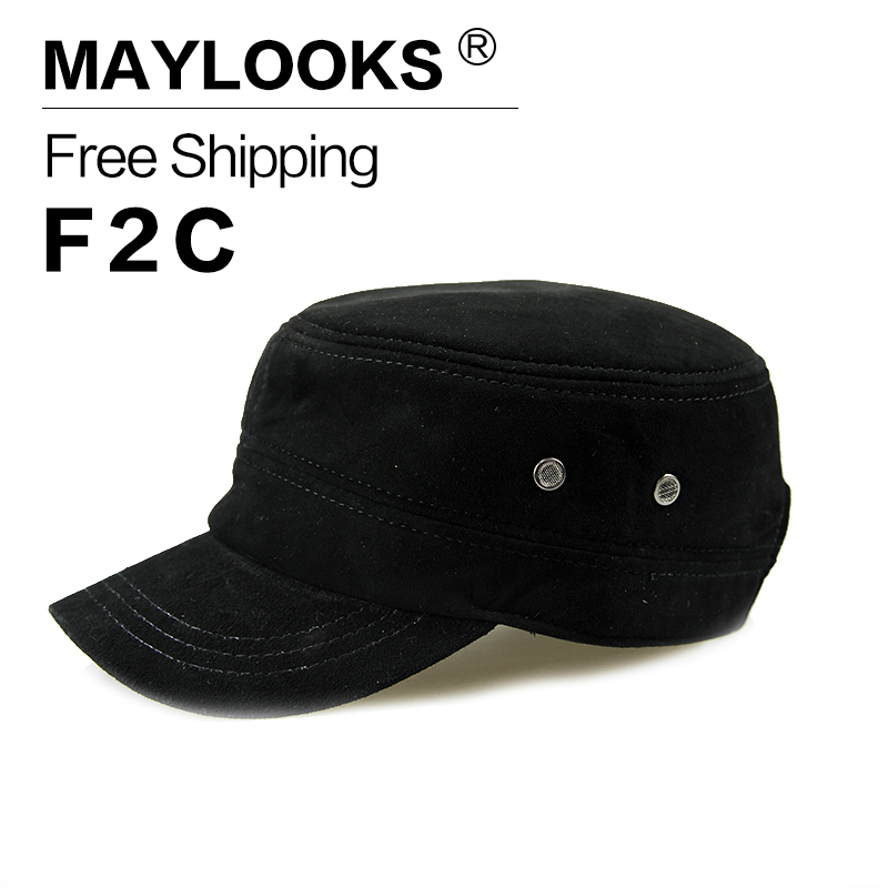 212eae12988ebf 2018 Adult Polyester Time limited Gorras Military Hats Maylooks New Cap Hat  Male Camping Fishing Unisex Baseball Army For Cs31 -in Military Hats from  ...