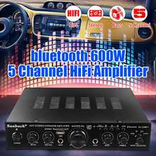 600W Home Amplifiers Audio Hifi Bass Audio Power Amplifier H