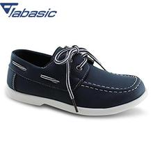 JABASIC 2018 New Autumn Students School Shoes Boys Casual Pu Lace-up Breathable Sneakers Child Kids Schoenen Oxford