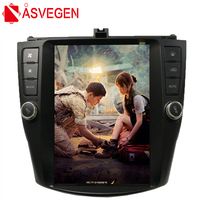 Asvegen 10.4'' Vertical Screen Android Car Stereo Radio For Honda Accord 7 2003 2007 GPS Navigation Auto DVD Multimedia player