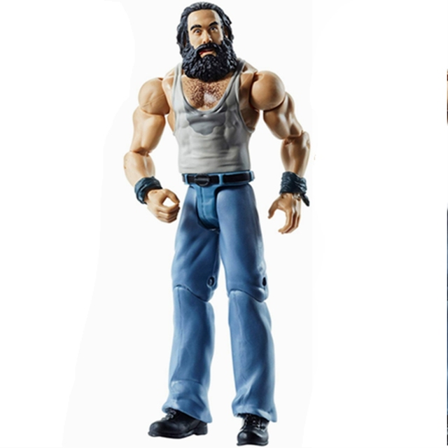 7″Wrestling Wrestler Luke Harper Action Figure Toy Doll Brinquedos Figurals Collection Model Gift