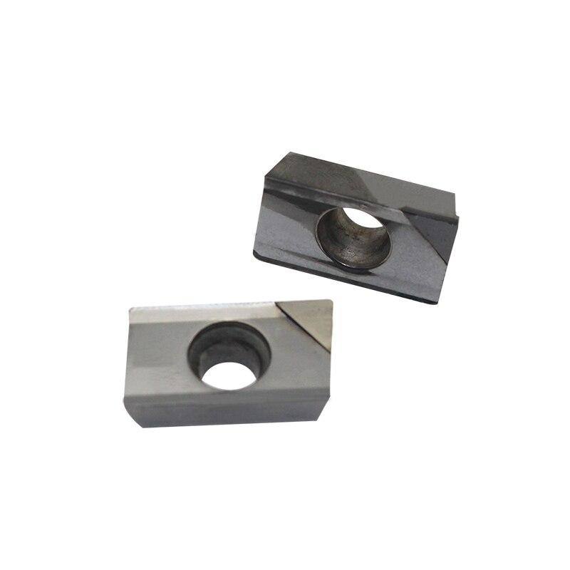 Купить с кэшбэком 1Pc APKT160404 APKT160408 APKT1135 PCD CBN Diamond Inserts Blade Milling Turning Tool Lathe Tool CNC