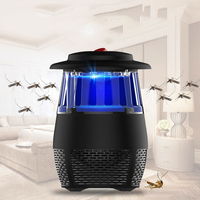 Lamp Bug Power Mosquito DC5V Control Radiation-free Lamp  Mosquito Electric Repellent 5W USB Mosquito Zapper Killer  Inset #