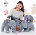 Cheap babies' Stuffed & Plush 45cm elephant toy for birthday Christmas gift stuffed soft toys elephant factory supply