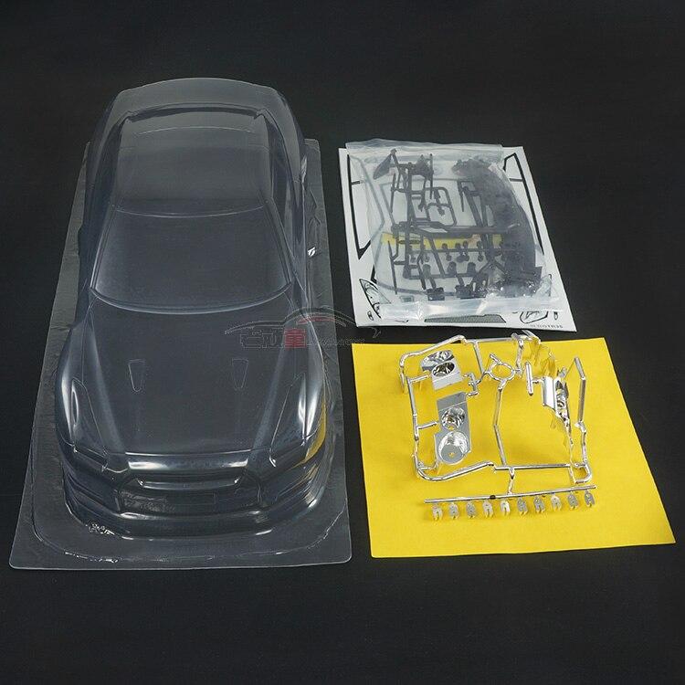 1/10 RC Auto Lexan Klar Körper Shell 190mm nNissan Skyline GTR R31 R35 Tamiya Klassische kyosho tamiya hsp redcat fs acme YOKOMO HPI-in Teile & Zubehör aus Spielzeug und Hobbys bei  Gruppe 1