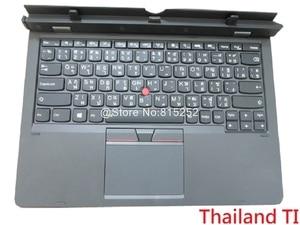 Image 3 - Doca do teclado para lenovo para thinkpad helix gen 2 20cg 20ch para ultrabook pro inglês eua tailândia ti holanda nl reino unido