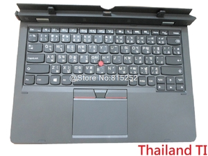 Image 3 - Keyboard Dock For Lenovo For ThinkPad Helix Gen 2 20CG 20CH For Ultrabook Pro English US Thailand TI Netherlands NL Kingdom UK