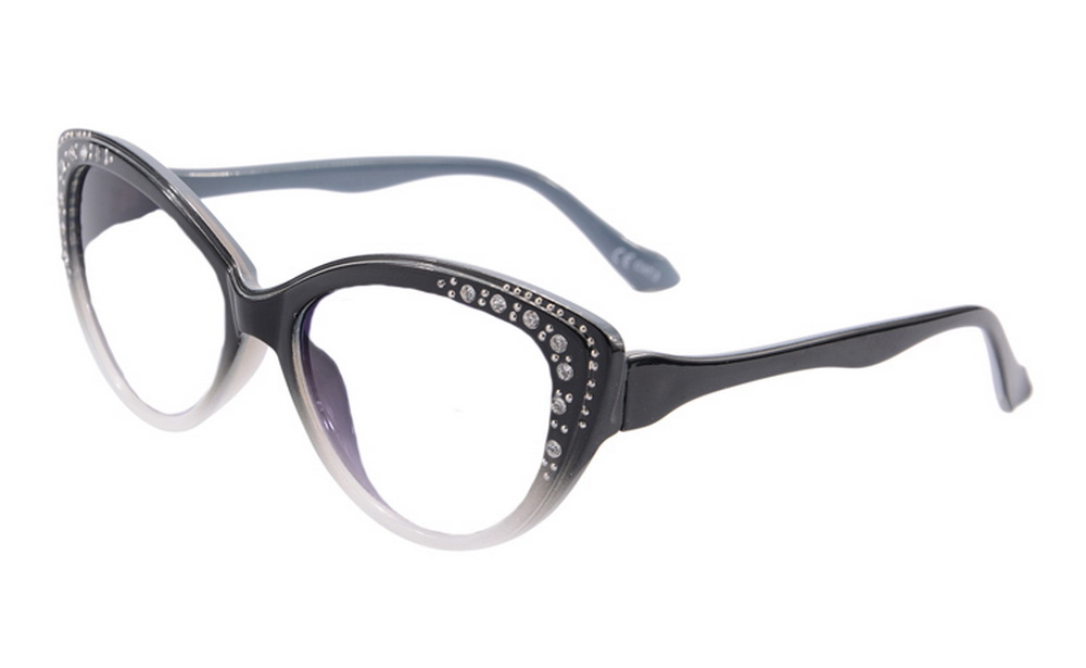 Glasses Frames Progressive Lens : Fashion Women Progressive Multifocal Reading Glasses See ...
