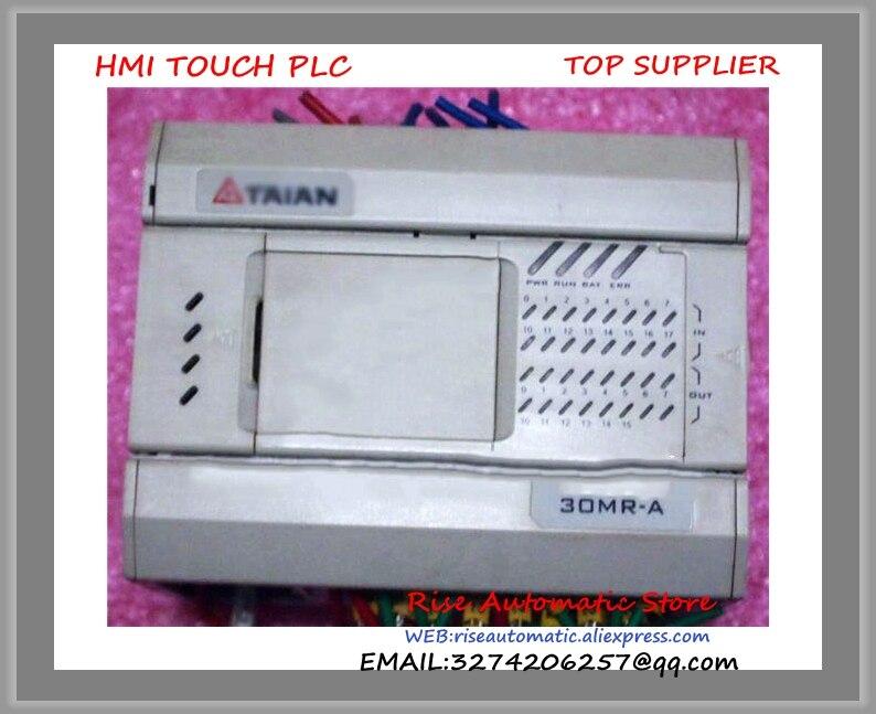 TP03-30MR-A PLC New Original 100-240VAC 24VDC 16 input Relay 14 output 1 COM